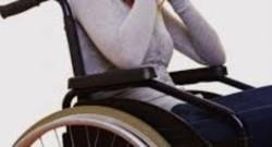 El hecho ocurrió cuando una mujer de 20 años que se encontraba en una silla de ruedas fue sorprendida por un hombre que había entrado a su vivienda. (Archivo)