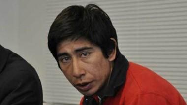 Fabio Curilaf. Residirá en José de San Martín aunque sigue el proceso.