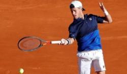 """El año pasado, el """"Peque"""" también se había despedido en segunda ronda de Montecarlo."""