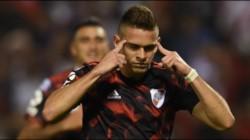 Un gol y dos asistencias para llevar al Millonario a la victoria: Rafael Santos Borré, figura.