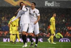 Toni Lato y Dani Parejo convirtieron los goles en el 2-0 de la vuelta.