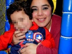 Soledad Sotelo (32) fuera asesinada por quejarse con unos motociclistas.