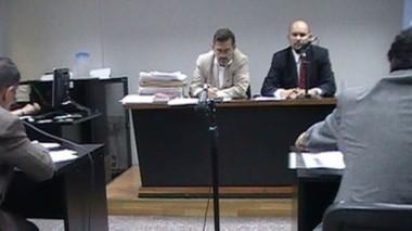 Los acusados les dijeron a los jueces que devolverán los bienes.
