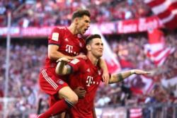 Bayern Munich derrotó 1-0 a Werder Bremen y le sacó 4 de ventaja al Dortmund que juega mañana.