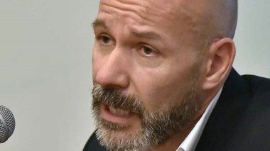 Fiscal Omar Rodríguez.