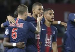 PSG se adjudicó su octavo título en Francia. (Foto: Archivo).