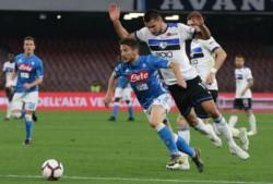 Duván Zapata se convirtió en el máximo goleador en la historia del Atalanta en una temporada (26 goles), superando a Filippo Inzaghi.