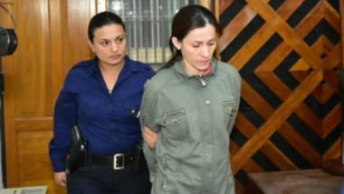 Carina Di Marco, condenada a 18 años de cárcel.
