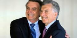 Es la primera vez que Bolsonaro viajará a Buenos Aires desde que fue electo en octubre y desde que asumió el 1 de enero.
