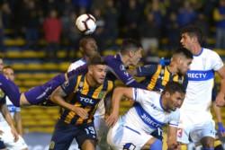 El equipo de Rosario empató ante Universidad Católica en el Gigante de Arroyito.