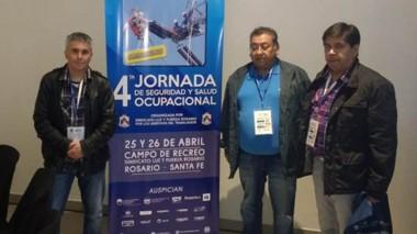 La Patagonia representada en la Jornada en Rosario.