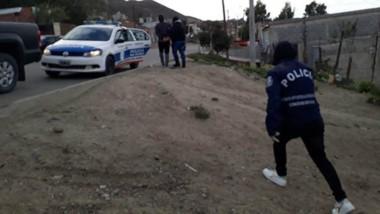 En uno de los registros domiciliarios se detuvo al presunto autor del décimo homicidio en Comodoro.