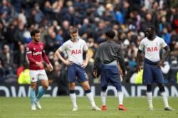 West Ham United terminó con el inicio perfecto del Tottenham Hotspur en su nuevo hogar al derrotarlo 1-0.