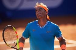El austriaco Thiem derrotó a Rafael Nadal en 2 horas de partido y se clasificó por segunda vez a la final de Barcelona.
