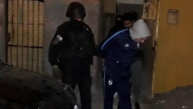 El individuo aprehendido  está ligado al narcomenudeo en la ciudad.