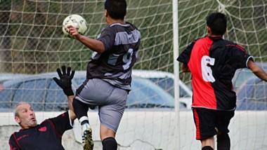 Ever Ready demolió por 4-0 a Gaiman FC en la Villa Deportiva.