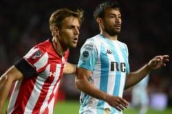 Estudiantes y Racing empataron 1-1 con goles de Pellegrini y Cristaldo.