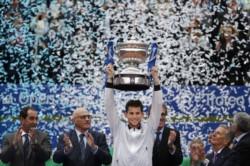 Con el título de hoy en Barcelona, Thiem se convierte junto con Federer en los únicos dos jugadores en ganar más de un título en 2019.