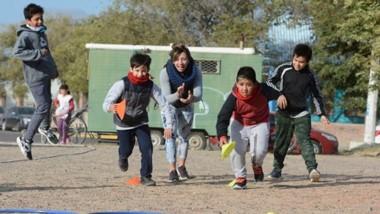 El Ministerio de Educación desarrolló una gran cantidad de actividades deportivas y recreativas.