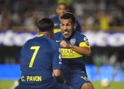 Tevez será titular ante Rosario Central y Nández está en duda por un traumatismo.