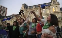 """Las trabajadoras denunciaron que la medida fue un """"intento de disciplinamiento"""" y un """"ataque"""" contra el movimiento feminista."""