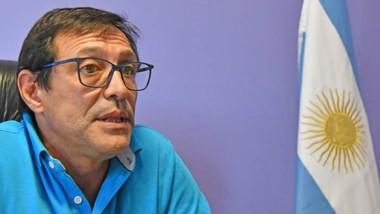 Aclaración. Daniel Boillos, el titular del cuerpo, explicó porqué se liquidaron sueldos sin incremento.