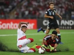 Los chicos argentinos tenían que ganarle por tres goles de diferencia a Brasil y en el minuto 93 lo consiguieron.