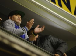El saludo de Diego Maradona por el aniversario de Boca.