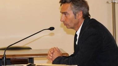 El fiscal Francisco Arrien, de El Bolsón, llevó adelante la acusación.