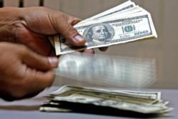 El dólar ya pasa los $44 otra vez.