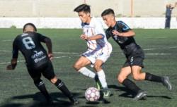 Moreno rescató un empate sobre el cierre del encuentro ante Brown.