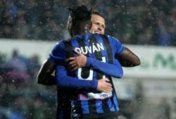 Duván Zapata llega a 20 goles en la presente temporada en la Serie A.