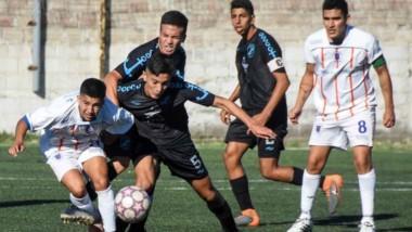 J.J. Moreno logró la igualdad en el último minuto del partido jugado ayer en Puerto Madryn.