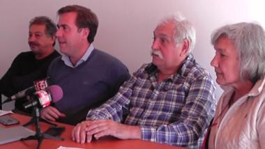 La vieja guardia peronista expresó su apoyo a Bruno Pogliano en El Bolsón.