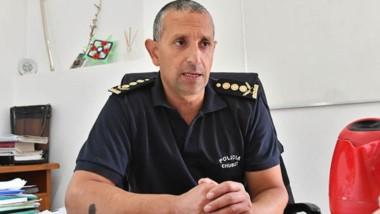 Gómez, director de Seguridad.