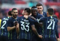 Con un gol de Gabriel Jesus, el City derrotó 1-0 al Brighton y alcanzó la gran final, donde espera por el ganador de Watford vs. Wolves.