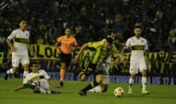 Boca empató ante Aldosivi en Mar del Plata y terminará el torneo en el tercer puesto. Así, Defensa se aseguró el subcampeonato.