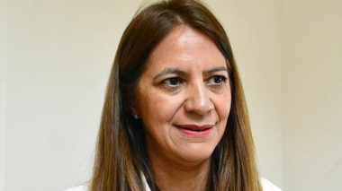 Débora Flores Sahagún, directora provincial de maternidad.