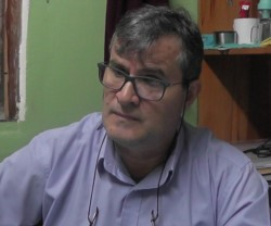 Mario Scandizzo, concejal FPV de El Bolsón