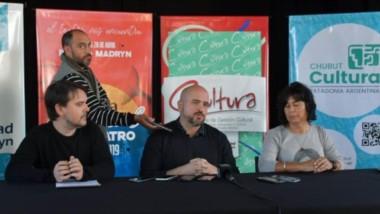 Matías Cuttro, titular del área de Cultura provincial, invitó a la comunidad a sumarse y participar.