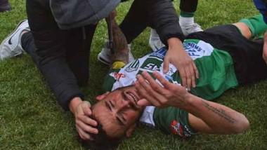 Darío Pellejero volvió a la actividad oficial tras diez meses de ausencia.
