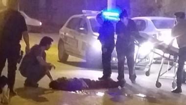 El violento tiroteo se produjo el jueves último cuando su ex resultó baleada, al igual que un policía.