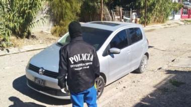 La Brigada de Investigaciones de Trelew secuestró un vehículo que quedó depositado en la comisaría 1ª.