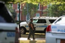Al menos dos muertos en un tiroteo en la Universidad de Carolina del Norte.
