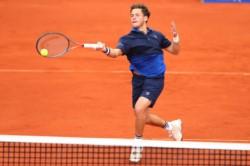 El Peque se despidió en octavos del ATP 250 alemán.