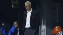 Tiago Nunes, entrenador del conjunto brasileño, explotó por el arbitraje del ecuatoriano Orbe y lo culpó por la derrota de su equipo ante el Xeneize.