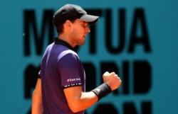 Djokovic, a semifinales del torneo de Madrid por retiro de Cilic.