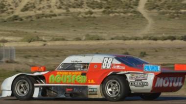 Luly Mayo fue el cuarto piloto más rápido según los tiempos acumulados en las tandas del TC Patagónico.