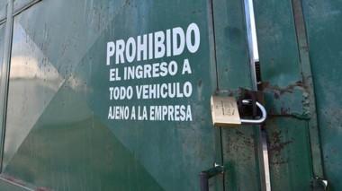 La Empresa dijo que el municipio no hizo el giro de los fondos.