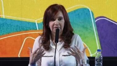Nunca se fue. Cristina, otra vez en el centro de la escena política argentina.